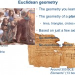 Euclidian Geometry-Before